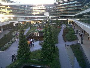 Zorlu Center - Zorlu's public square