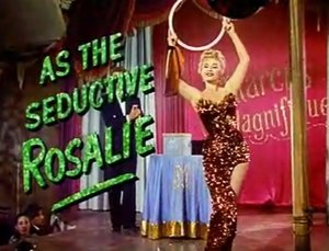 Cropped screenshot of Zsa Zsa Gabor from the t...
