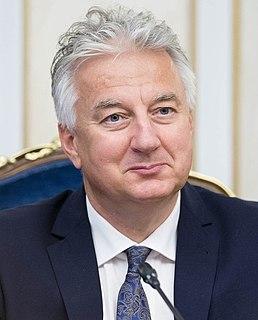 Zsolt Semjén Hungarian politician