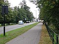 """The Avenue"" connecting Huntingdon and Godmanchester - geograph.org.uk - 1020629.jpg"