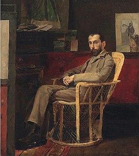Louis Abrahams (art patron) art patron