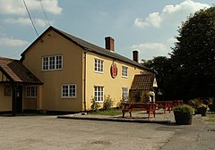 'The Red Rose' inn, Lindsey Tye, Suffolk - geograph.org.uk - 191725.jpg