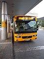'Utasokat nem szállít' (NWX-424), Népliget Bus Station, 2019 Ferencváros.jpg