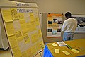 (Hurricane Katrina) New Orleans, LA, 1-21-06 -- Notes and suggestions are posted on large display boards and are then collected and reviewed. FEMA is assisting the Louisiana Recover - DPLA - e93f91f65b71f3db8bff0db2b0f5ac79.jpg