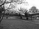 (antique plane pic a) Parque La Carolina, Quito.JPG