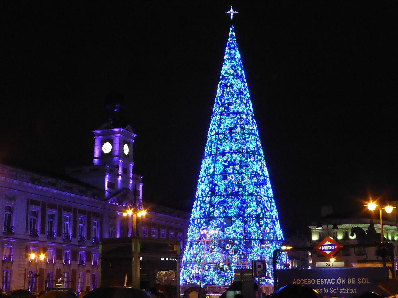 Spain n3w y3ars eve around the world for Puerta de sol en directo