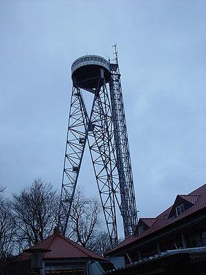 Aalborgtårnet - Aalborg Tower