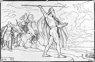 Æsir–Vanir War In Norse mythology, the first war in the world between the Æsir and Vanir