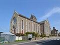Église Saint-Laurent de Saint-Laurent-de-Cuves. Vue sud-ouest.jpg