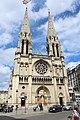 Église St Jean Baptiste Belleville Paris 1.jpg