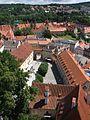 Český Krumlov (Krummau) - I. nádvoří zámku.jpg