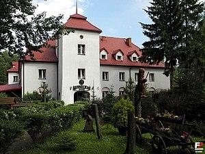 PTTK - Image: Święta Katarzyna, Ośrodek Wypoczynkowy Jodełka fotopolska.eu (221008)