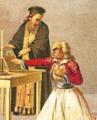 """Ο Όρκος του Δ. Τσόκου (1849) - Extract of """"The Oath"""" by D. Tsokou (1849).png"""