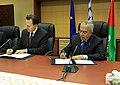 Περιοδεία ΥΠΕΞ, κ. Δ. Δρούτσα, στη Μέση Ανατολή Παλαιστινιακά Εδάφη - Foreign Minister, Mr. D. Droutsas Tours Middle East Palestinian Territories (18.10.2010) (5095651681).jpg