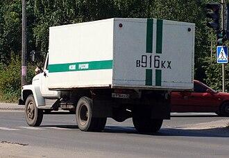 Federal Penitentiary Service - FSIN truck