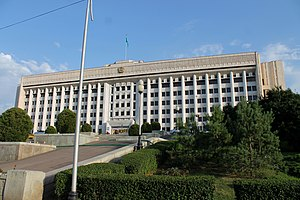 Almaty - The former Presidential Palace