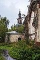 Богоявленская церковь в Рябиново. Вид со стороны колокольни.jpg
