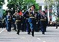 Ветераны 9-й МСД на Параде Победы в Майкопе. 2005 год..jpg