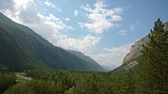 Kurumkansky District - Resort Alla Alla, Kurumkansky District, Buryatia
