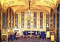 Гау. Дубовый кабинет Александры Фёдоровны. 1877.jpg