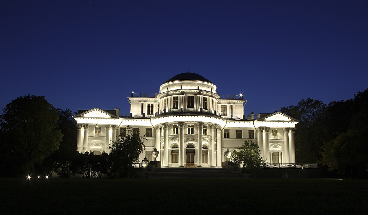 фото дворец елагин