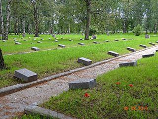 Piskaryovskoye Memorial Cemetery Piskaryovskoye Memorial Cemetery is located in Saint Petersburg.