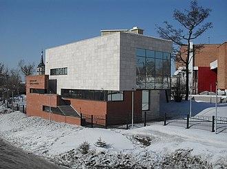 Denis Matsuev - A Concert Hall in Irkutsk named after Denis Matsuev. It serves as the headquarters of Stars on Baikal festival.
