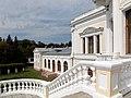Марьино Дворец Парадная лестница в сад (фото 1) Рыльский район 2019.jpg