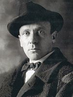 Picture of an author: Mikhail Bulgakov