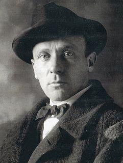 Mikhail Bulgakov Russian author
