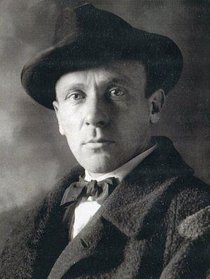 Mikhail Bulgakov - Bulgakov in 1928