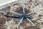 Ми-28 - Тренировочные полеты экипажей вертолетов армейской авиации Южного военного округа (аэр.Кореновск, Краснодарский край) 11.jpg