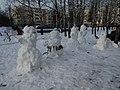 Пять подтаявших снеговиков.jpg