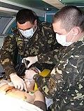 Реанімаційно-операційний літак Повітряних Сил ЗС України Ан-26 «Віта» (26919130260).jpg