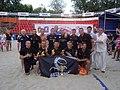 """Регбийный клуб """" Антарес """" победитель турнира по пляжному регби « Sunny Cup Rugby 2015 ».jpg"""