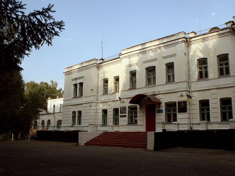Садиба фон Мекк - Палац.JPG