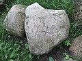 Столін. Камяні з-пад алтарнай часткі касцёла (06).jpg