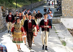 Mijaks - Galičnik Wedding Festival.