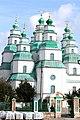 Троїцький собор у Новомосковську (нині реконструюється).JPG