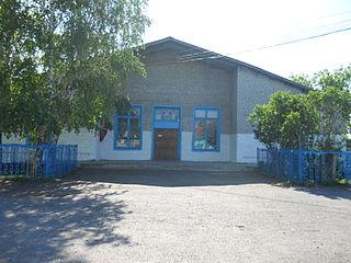 Cherdaklinsky District District in Ulyanovsk Oblast, Russia