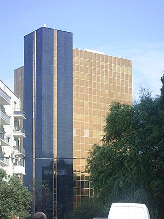 Central Bank of Azerbaijan - Headquarters