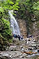 Ще здалеку Манявський водоспад прекрасний.jpg