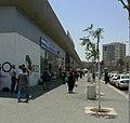 תחנה מרכזית באר שבע תמונה מהרחוב.JPG