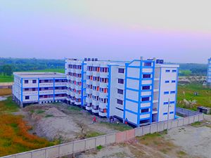 Pabna University of Science & Technology - Sheikh Hasina hall at PUST