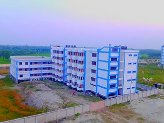Pabna University of Science & Technology - Sheikh Hasina hall