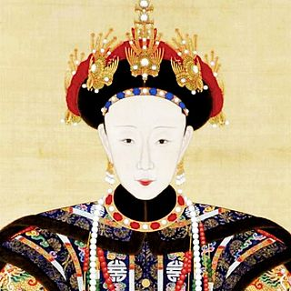 Empress Consort of the Jiaqing Emperor