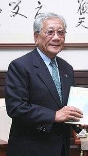 Kuniwo Nakamura President of Palau