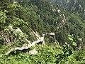 北海栈道 - Plank Road in Beijai Scenic Area - 2010.05 - panoramio.jpg