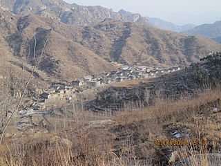 Yi County, Hebei District in Hebei, Peoples Republic of China