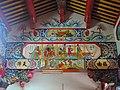 玉里五穀宮 (16)樑壁彩繪 龍邊.jpg